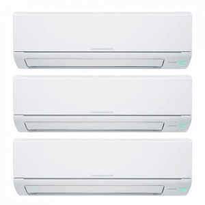 AIRE-ACONDICIONADO-(3X1-MITSUBISHI-ELECTRIC-MXZ3HJ5OVA+MXZ-HJ25VA-X-(2)+MSZ-HJ35VA)